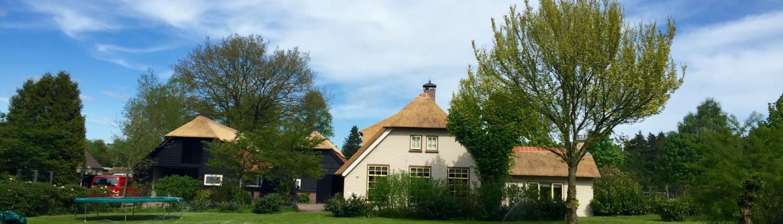 vakantiehuis op de Veluwe paardenstal